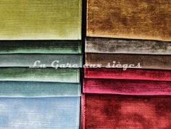 Tissu Luciano Marcato - Siamese - réf: LM29812 - Coloris: 32-36-37-33-10-11 & 54-53-55-70-85-80 - Voir en grand