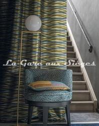 Tissu Casamance - Frénésie - Voir en grand