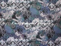 Tissu Casal - Katmandou - réf: 35002.14 Tempête - Voir en grand