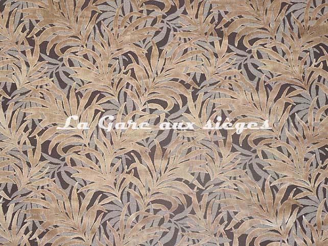 Tissu Casal - Jungle - réf: 12707.50 Noisette - Voir en grand
