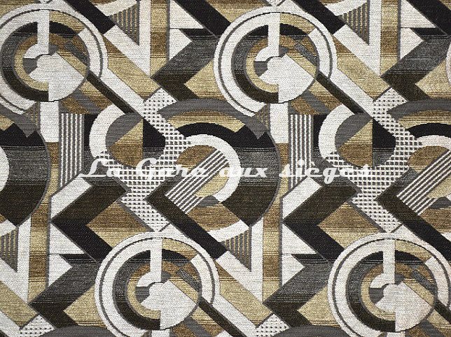 Tissu Casal - Sonia - réf: 16208.1373 Blanc Beige - Voir en grand