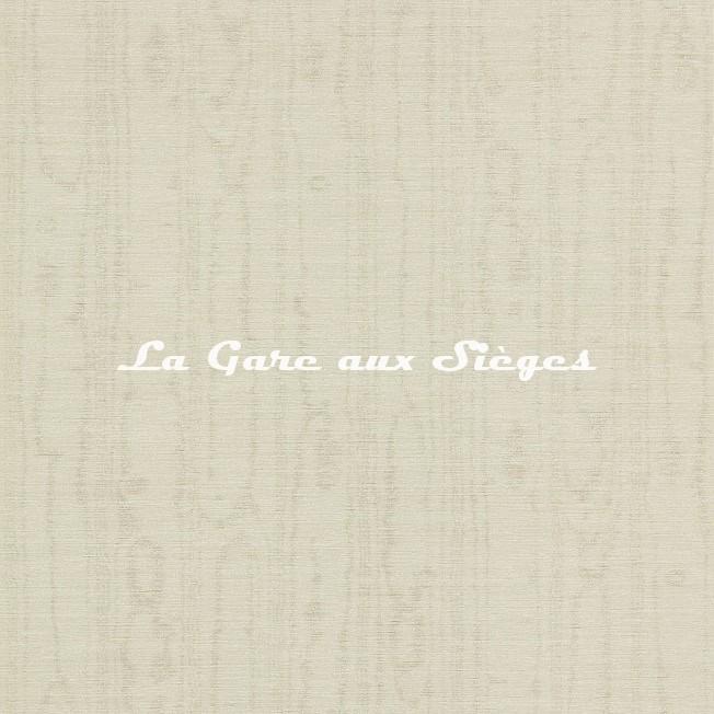 Papier peint Zoffany - Watered Silk - réf: 312915 Silk Dove - Voir en grand