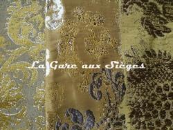 Tissu Rubelli - Tricorno - réf: 30053.003 Oro - Voir en grand
