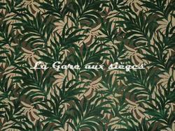 Tissu Casal - Jungle - réf: 12707.34 Forêt - Voir en grand