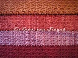 Tissu Lelièvre - Odéon - réf: 542 - Coloris: 11-12-13-14 (supprimé) - Voir en grand