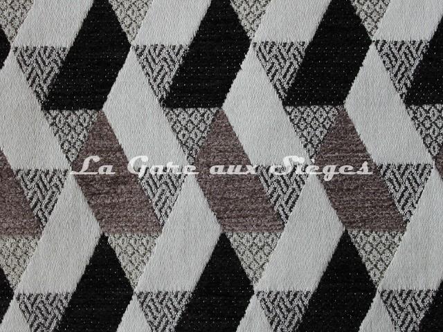 Tissu Casal - Kappa - réf: 16205 - Coloris: 65 Granit - Voir en grand
