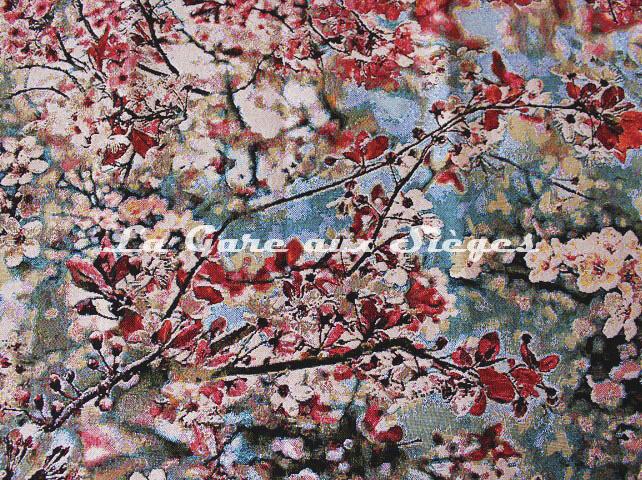 Tissu Jean Paul Gaultier - Sakura - réf: 3468.03 - Voir en grand