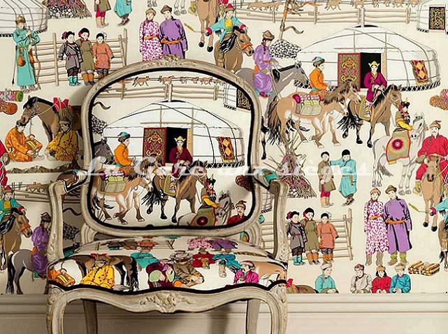 Papiers peints Manuel Canovas - Voir en grand