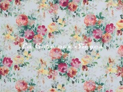 Tissu Casal - Sunshine - réf: 12701 - Coloris: 72 Nacre - Voir en grand