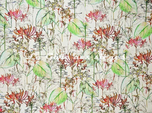 Tissu Casal - Alice - réf: 30398.100 Multicolore - Voir en grand