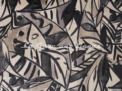 Tissu Deschemaker - Velours Berlin - Coloris: 3100 Anthracite - Voir en grand