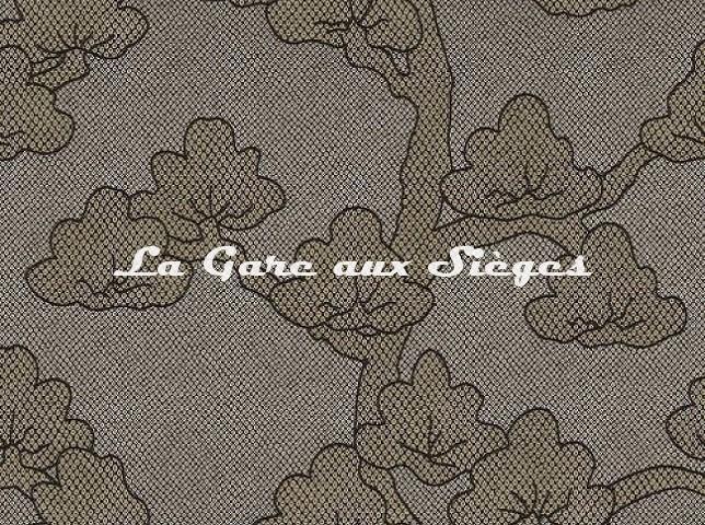 Tissu Misia - L'arbre des songes - réf: M181501 Albâtre - Voir en grand