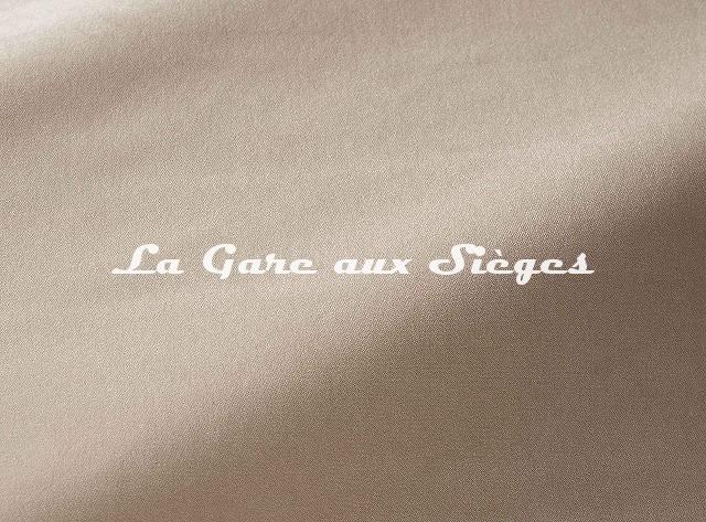 Tissu Pierre Frey - Velours Hyères - réf: F3411.003 Ficelle - Voir en grand