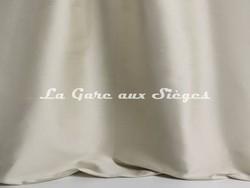 Tissu Pierre Frey - Soierie Alice - réf: F3279-002 Perle - Voir en grand