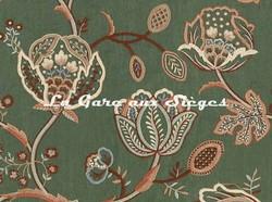 Tissu William Morris - Theodosia - réf: 236821 ( détail ) - Voir en grand