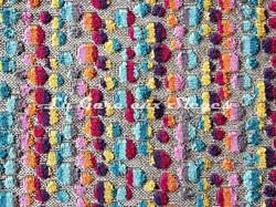 Tissu Deschemaker - Columbia - réf: 104005 Multicolore - Voir en grand