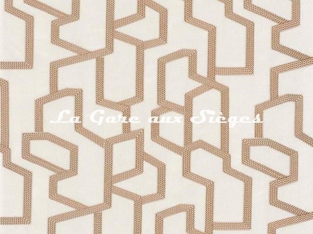 Tissu Camengo - Elite - réf: 4190.0119 Sahara - Voir en grand