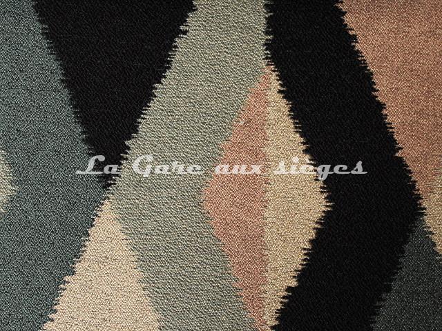 Tissu Deschemaker - Batik - réf: 103962 Marbre - Voir en grand