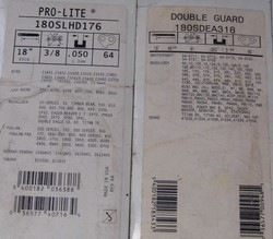 Guide OREGON 180SLHD176 et 180SDEA318 www.martin-motoculture.fr - Voir en grand