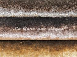 Tissu Verel de Belval - Boréale - réf: 98013 - Coloris: 010 Orage - 005 Castor - 006 Champagne - Voir en grand