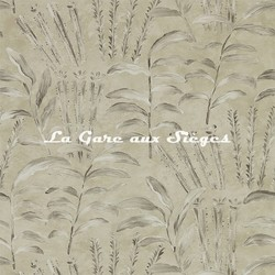 Papier peint Zoffany - Highclere - réf: 312861 Paris Grey - Voir en grand