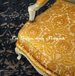 Tissu Tassinari & Châtel - Léonardo Or - Voir en grand