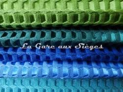 Tissu Lelièvre - Velours Bric -réf: 506 - Coloris: 21-22-23-24-25 - Voir en grand