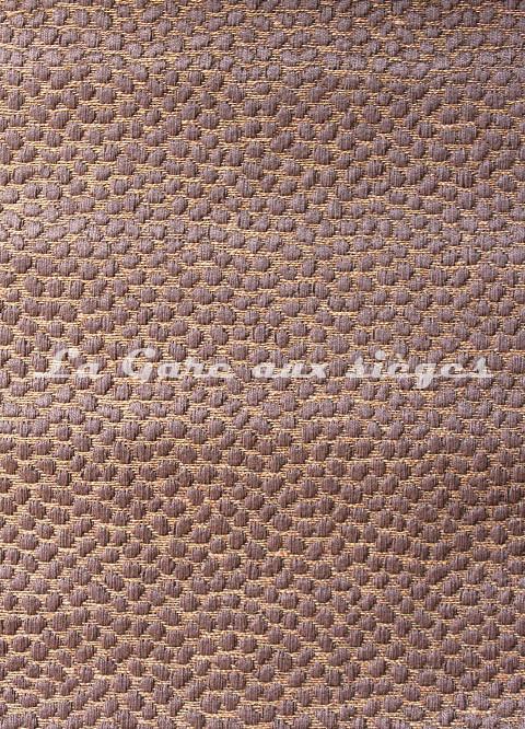 Tissu Deschemaker - Galuchat - réf: 103855 Café - Voir en grand