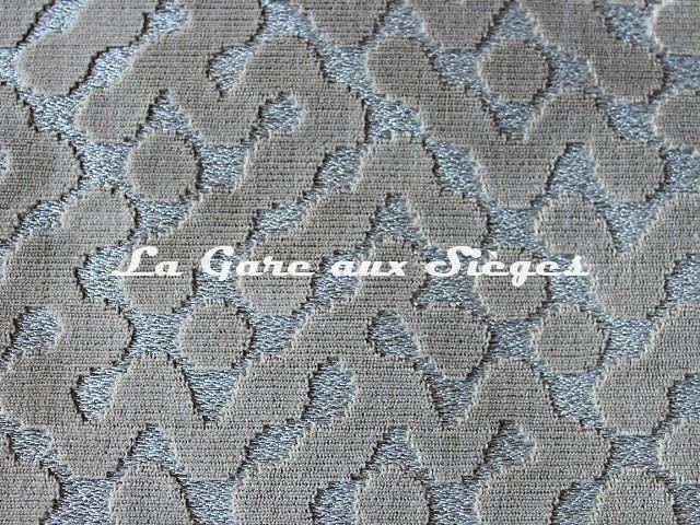 Tissu Rubelli - Gropius - réf: 30124.001 Sabbia - Voir en grand