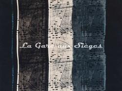 Tissu Pierre Frey - Big Bang - réf: F2989-001 Métal - Voir en grand