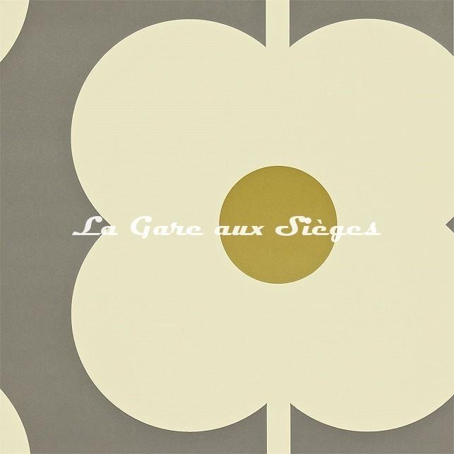 Papier peint Harlequin - Giant Abacus Flower - réf: 110409 Dove - Voir en grand