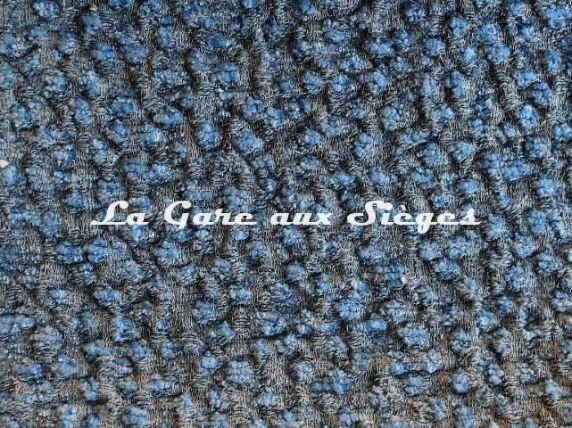 Tissu Donghia - Pinch - réf: 10350.002 Blue - Voir en grand