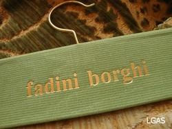 Tissus Fadini Borghi - La Gare aux Sièges - Voir en grand