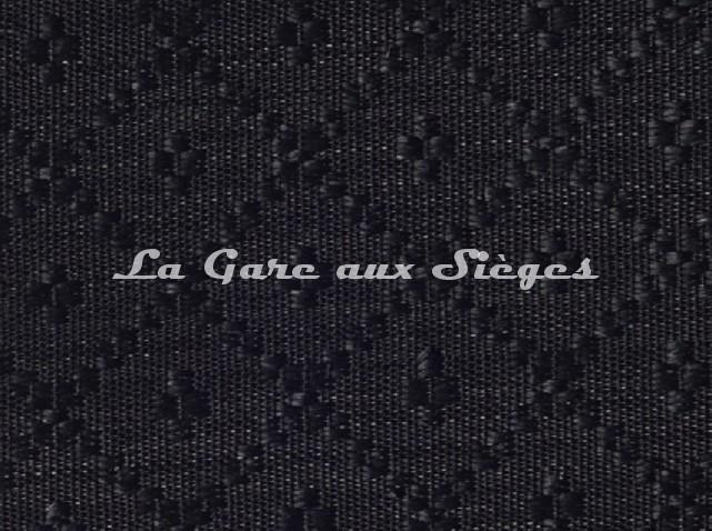 Tissu Le Crin - Nircel - réf: C0204 - Coloris: 059 Noir - Voir en grand