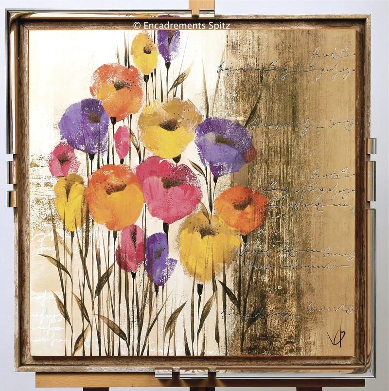 Affiche Bouquet De Fleurs Cadre Creation 1 Encadrements Spitz