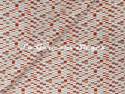 Tissu Jim Thompson - Tetris - réf: J2253/005 Poppy - Voir en grand