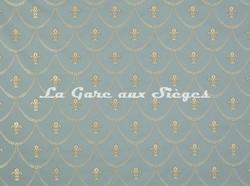 Tissu Casal - Keller - réf: 1818 - Coloris: 10 Bleu - Voir en grand