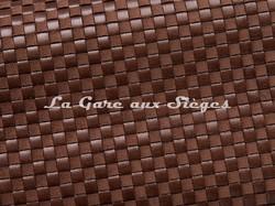 Tissu Pierre Frey - Yakara - réf: F3028-003 Cacao - Voir en grand