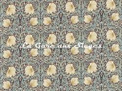 Tissu William Morris - Pimpernel - réf: 224492 Bullrush/Slate - Voir en grand