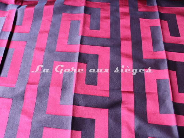 tissu houl s delos vente en ligne au m tre la gare aux si ges. Black Bedroom Furniture Sets. Home Design Ideas