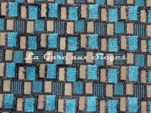Tissu Casal - Sparte - réf: 12702 - Coloris: 12 Calypso - Voir en grand