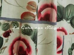 Tissu Jean Paul Gaultier - Babouchka - réf: 3469-03 Amande - Voir en grand