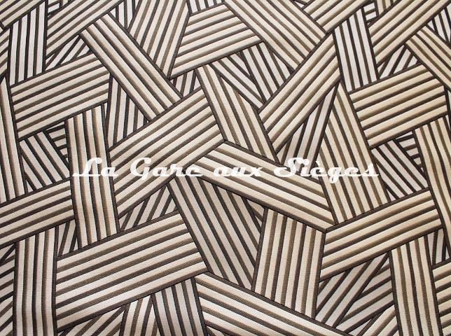 Tissu Dedar - Short Cuts - réf: T15009.001 Gold - Voir en grand