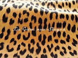 Tissu Boussac - Panthère de Somalie - réf: O989A - Coloris: 001 - Voir en grand