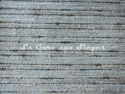 Tissu Osborne & Little - Glénart - réf: F6692-04 - Coloris: Ivory/Linen - Voir en grand