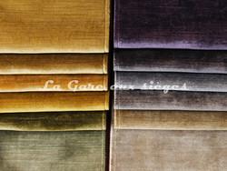 Tissu Luciano Marcato - Siamese - réf: LM29812 - Coloris: 76-44-78-45-35-34 & 98-89-64-52-50-74 - Voir en grand