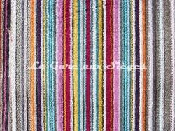 Tissu Deschemaker - Atlanta - réf: 104007 Multicolore - Voir en grand
