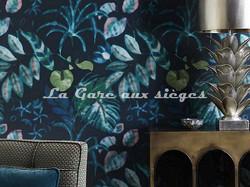 Papier peint Nobilis - Hibiscus - Voir en grand