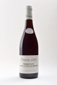 Bourgogne Hautes Côtes de Beaune 2018 Rouge Domaine Labry - BOURGOGNE ROUGE - Charpentier Vins - Voir en grand