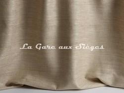 Tissu Pierre Frey - Taffetas Jeanne - réf: F3273-003 Coquillage - Voir en grand
